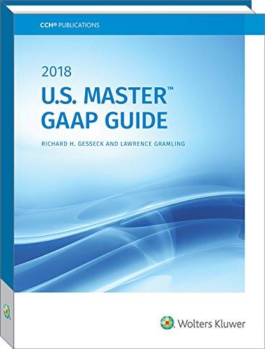 U.S. Master GAAP Guide (2018)