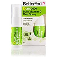 BetterYou D Lux 3000 Oral Vit D3 Spray 15ml x 1