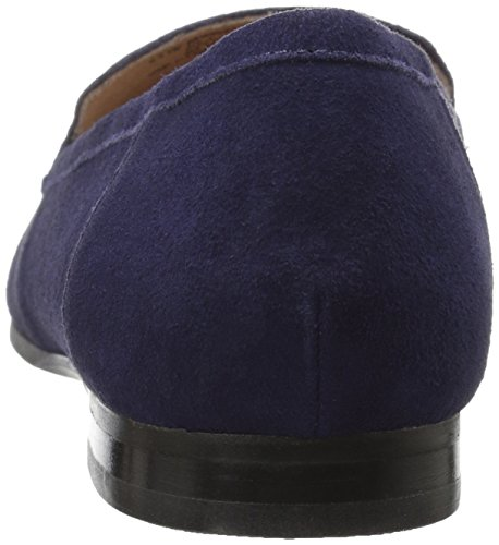 206 Collective Women's Leona Slip-on Loafer Navy Suede