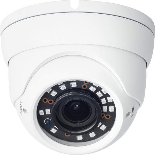 Insyte Retail 1MP IR Eyeball Camera Supports TVI, CVI, AHD, 960H Applications – 0E-HDD1MP28