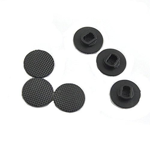 Psp Replacement Parts - Haobase 3 X Analog Joystick Stick Cap Cover Button for PSP 1000 [Sony PSP]