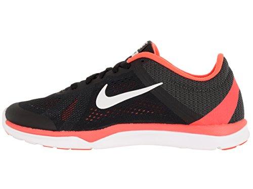 Nike Wmns In-Season Tr 5, Zapatillas de Gimnasia para Mujer Negro (Black / Sail-Brght Mango-Anthrct)