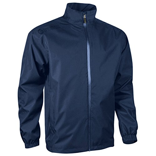 Sunderland Men's Vancouver Waterproof Golf Jacket - Navy - US L