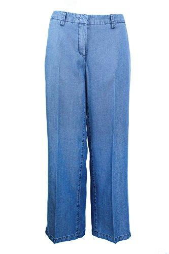 Raffaello Rossi - Pantalón - para mujer Jeans mid blue 40