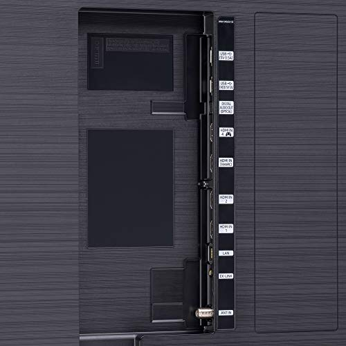 SAMSUNG 55-inch Class QLED Q90T Series - 4K UHD Direct Full Array 16X Quantum HDR 12X Smart TV with Alexa Built-in (QN55Q90TAFXZA, 2020 Model)