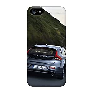 High Quality Vovlo V40 Rear Cases For Iphone 5/5s / Perfect Cases
