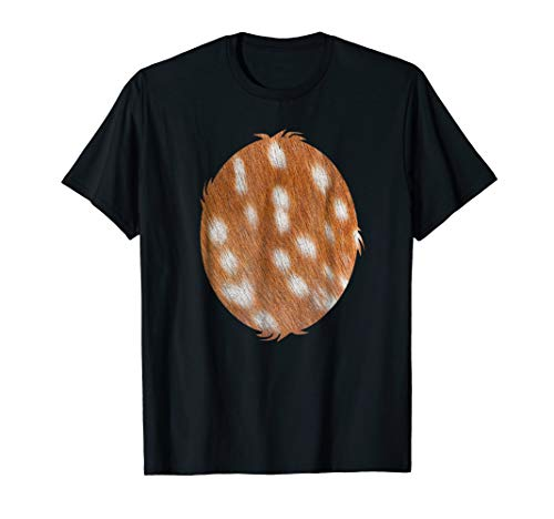 Halloween Deer Costume Belly Shirt Cute Outfit for Kids ()