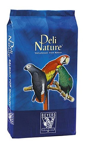 Deli Nature Papageienfutter Supreme Nr. 64 15 kg