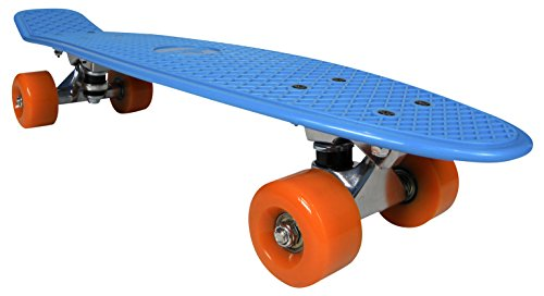 Awaii Vintage Skateboard 22.5'' Bleu