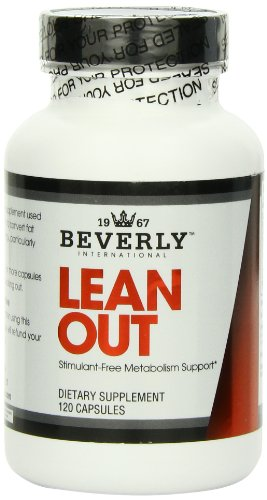 Lean Beverly international rapides, 120 capsules