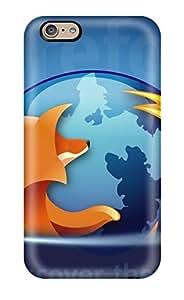 SashaankLobo Shockproof Scratcheproof Internet Browser Hard Cases Covers For Iphone 6