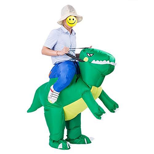 Halloween Inflatable Dinosaur Costume