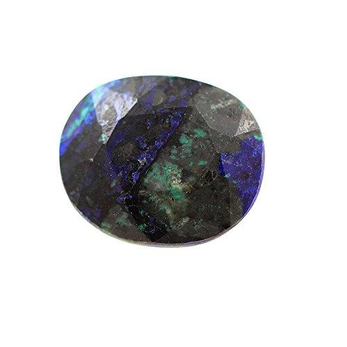 Malachite Azurite. 2.23 cts. Madagascar