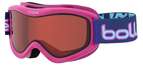 - Bolle V Vermillion Googles, Pink Confetti, One Size