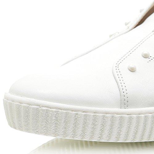 Mjus 685105-0101-0001 Damen Sneaker Turnschuh Slipper