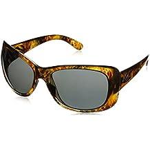 Kaenon Women's Eden Polarized Oval Sunglasses, Fern, 59 mm