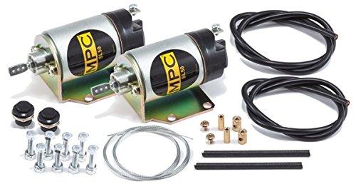 Mpc All New Door Popper Kit For 2 Door Cars Amp Trucks 80