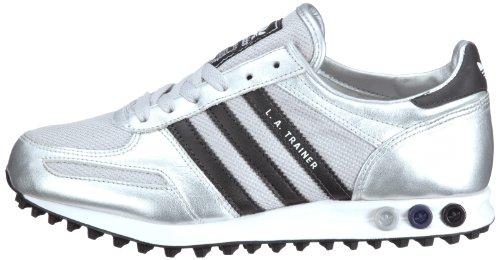 adidas La Trainer Chaussures Multisport Homme, ArgentNoirBlanc, 37 13: : Chaussures et Sacs