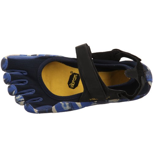Vibram Five Fingers Sprint Herren Outdoor Fitnessschuhe, Navy/Blue/Camo, 41 EU