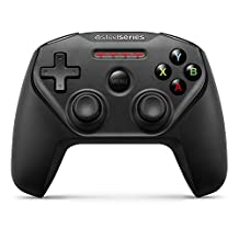 SteelSeries 69070 Wireless Gaming Controller for Apple TV, iPhone, iPad, iPod Touch, Mac