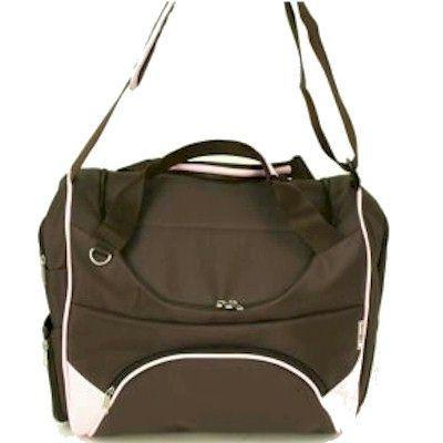 UPC 729053858023, Snoozer Pet Weekender Bag, Pink and Brown