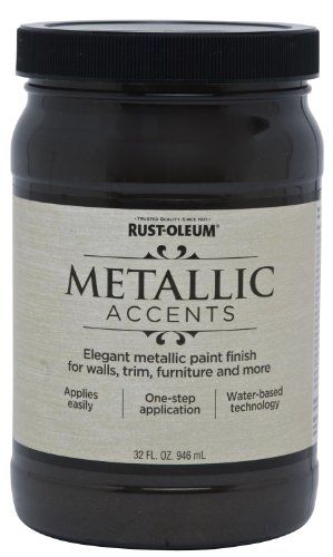 Rust-Oleum Metallic Accents Paint