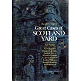 Great Cases of Scotland Yard, Reader's Digest Editors, 0895770539