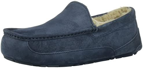UGG Mens Ascot Moccasin Navy product image