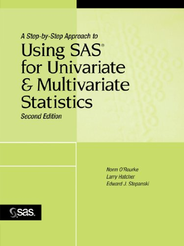 Step By Step Approach To Using Sas...