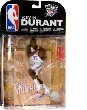 McFarlane Toys NBA Sports Picks Series 16 (2009 Wave 1) Action Figure Kevin Durant (Oklahoma City Thunder) by McFarlane