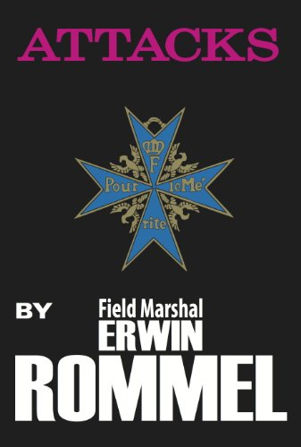 Book cover from Attacks by Erwin Rommel