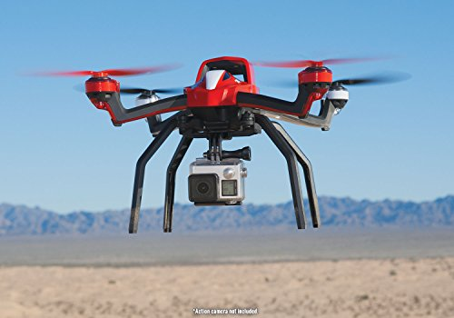 41eDsTT6NSL Traxxas Aton Quadcopter with Fixed Camera Mount for GoPro