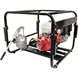 IPT Pumps High-Pressure Engine-Driven Fire Pump - 2 1/2in. Ports, 11,000 GPH, 100 PSI, 390cc Honda GX390 Engine, Model# 25FP13HR