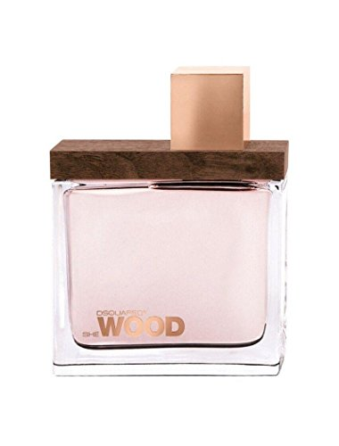 SHE WOOD perfume by Dsquared2 for women. EDP 3.4oz