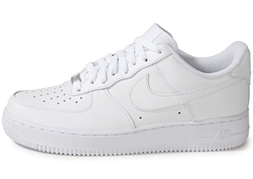 Air Force Colors (Nike - Air Force 1 07 - 315122111 - Color: White - Size: 15.0)