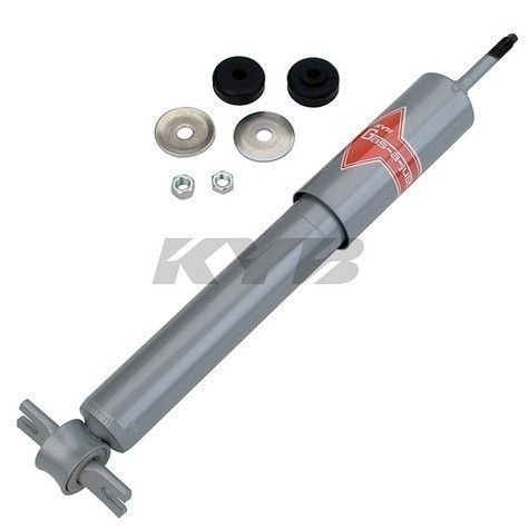 KYB KIT 4 FRONT & REAR GAS A JUST shocks 1984-87 CHEVROLET Corvette (Rear Corvette Shock)