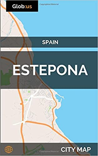 Estepona Spain City Map Amazoncouk Jason Patrick Bates