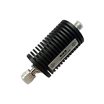 Image of BECEN 100W N Male to Female Connector RF attenuator 50db Attenuators