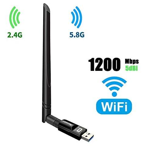 Amazon com: Panda 300Mbps Wireless N USB Adapter - Windows Vista/7/8