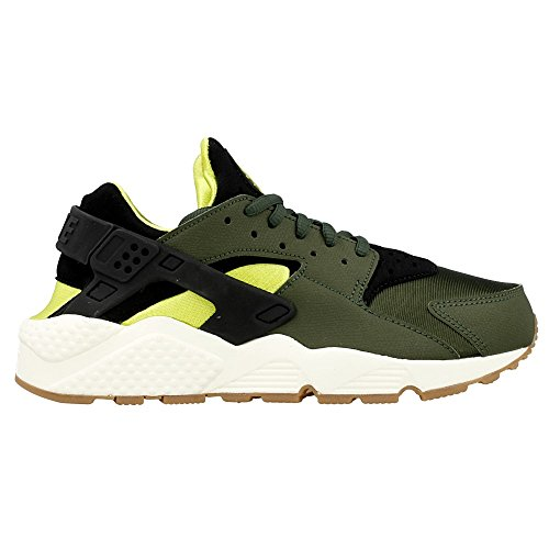 Nike Air Huarache Run White Schuhe Sneaker Neu carbon vert noir 300