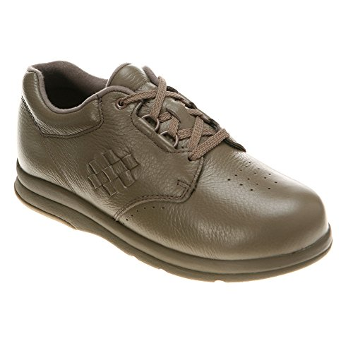 Taupe P Leisure Women's Tumbled W Shoes Minor Glove DX2 Oxfords wBqBp01rU