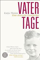 Vatertage: Eine deutsche Geschichte (German Edition)