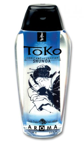 Shunga Exotic Fruits - Shunga Lubricant Toko Aroma Exotic Fruits SH6402