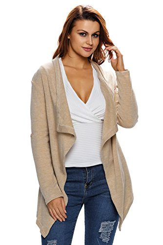 HOTAPEI Oversized Sweater Pullover Cardigan