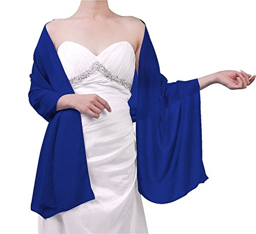 accessories for a royal blue dress - 7