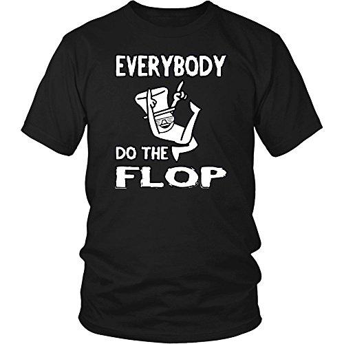 Asdf Movie   Everybody Do The Flop Shirt