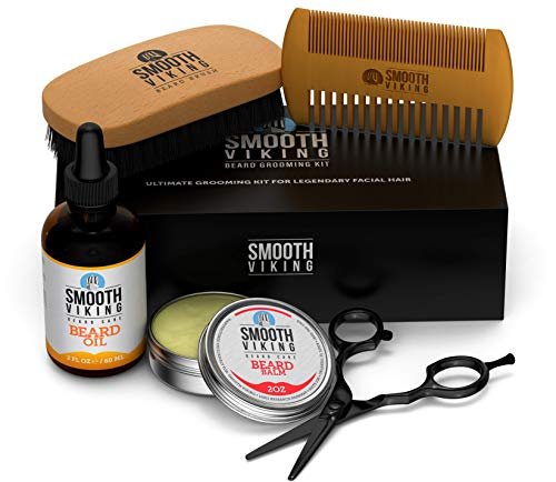 Beard Care Gift Set Men