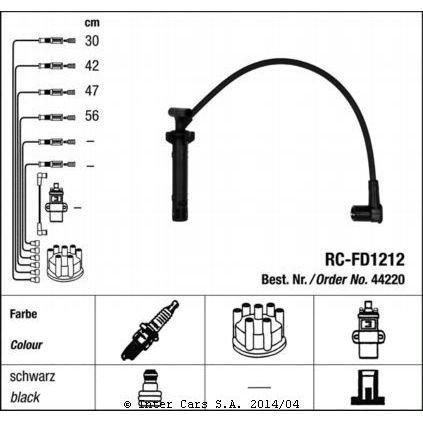 RC-FD1212 FAISCEAU HT NGK