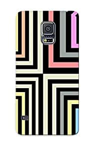 Ellent Design Optical Illusion Phone Case For Galaxy S5 Premium Tpu Case For Thanksgiving Day's Gift