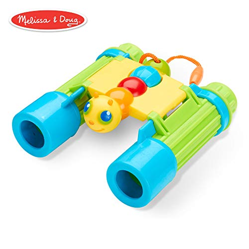 Melissa & Doug Sunny Patch Giddy Buggy Binoculars - Pretend Play Toy -